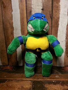 Vintage 1988 Mirage Studios Adult Teenage Mutant Ninja Turtle Costume