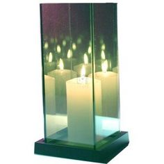 $38.57 one candle infinity box (for windows of church)