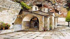 Beautiful Paintings of Greece (HD1080p)