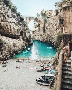 Amalfi Coast of Italy c