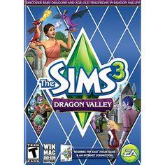 Sims 3 Dragon Valley (PC)