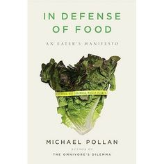"Michael Pollan ""In Defense of Food: An Eater's Manifesto"" (ENG)"