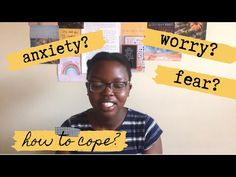 Zoë Taguma - YouTube Friends Instagram, Simple Words, Motivational Words, No Worries, Anxiety, Let It Be, Youtube, Uplifting Words, Stress
