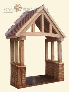 Oak Porches   Oak Porch Builders   Examples of Oak Porches   Oak Porches
