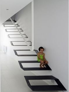 illusion staircase! Aline