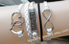 Neutral stylish simplicity  Antique Silver by Hipstersjewelry, $7.99