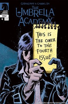 The Umbrella Academy – Dallas 04 (of 06) (2009) | Viewcomic reading comics online for free