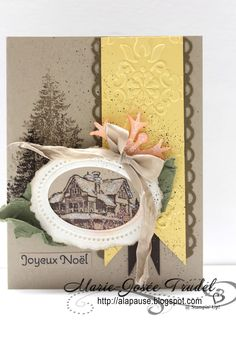 A La Pause: StampinUp! Inspire