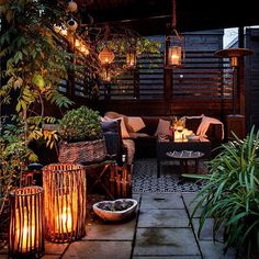 Lovely outdoor live in...