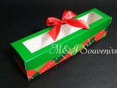 Caja para dulces, shots, chocolates etc tematica: personalizada Materiales: cartulina, cinta