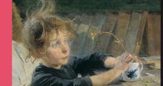 Toipilas -  Helene Schjerfbeck 1862-1946