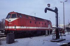 Moderne Bahn | Bahnbetrieswerk Zittau Trains, Locomotive