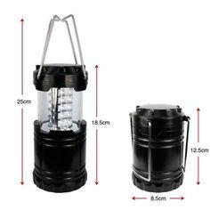 Lampe de camping à batterie au LED