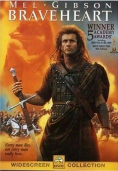 """Being of Scottish ancestry, the movie """"Braveheart"""" really touched me. My clan was directly affected during so many of the historical Scottish..."""