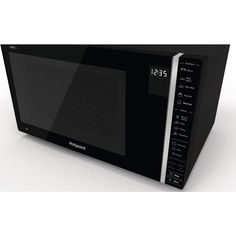 Hotpoint MWH 301 B Cook 30 Microwave, 900 W, 30 liters, Black: Amazon.co.uk: Kitchen & Home Microwave Oven, Hot, Kitchen Appliances, Amazon, Cooking, Black, Diy Kitchen Appliances, Kitchen, Home Appliances