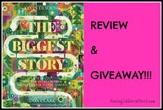 The Biggest Story {Review} - Raising Soldiers 4 Christ