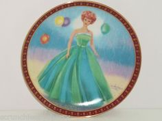 High Fashion Barbie Plates Barbie Senior Prom High