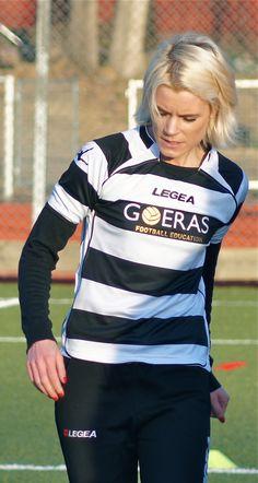 Madelene Göras - VD & fotbollsinstruktör