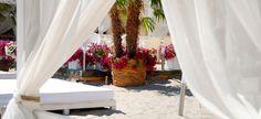 beach restaurants in mykonos island