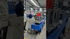 Din Rail Channel Roll Forming Machine Electrical Cabinet, Some Love Quotes, Line Video, Roll Forming, Machine Video, Easy Food To Make, Rolls, Easy Meals, Channel