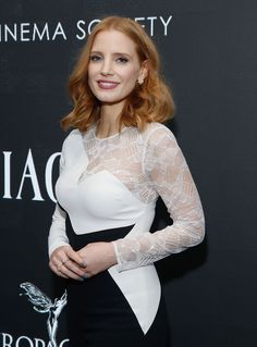 Jessica Chastain (1977) is an American Actress and film producer.