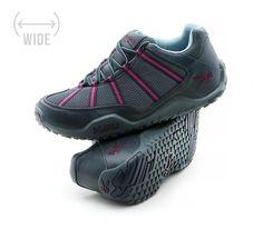 ff5109989 Chicane WIDE - Black/Delirium - Womens Hiking Trail & Travel Shoes Dolor En  El
