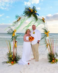 #beach #wedding