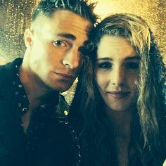 #Arrow Emily & Colton #emton
