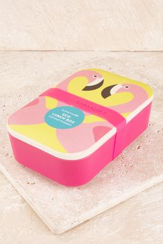 SUNNYLIFE - Eco Flamingo Lunch Box