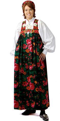 Festbunad Gol / Hemsedal - Buskerud - Bunader - Norsk Flid nettbutikk og bunader Going Out Of Business, Bridal Crown, Folk Costume, Headgear, European Fashion, Traditional Outfits, Vintage Photos, Norway, Bridal Dresses
