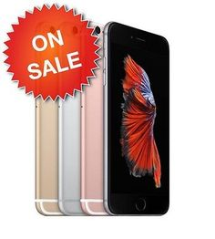Apple iPhone 6S (Factory Unlocked) AT&T T-Mobile Verizon Gray Rose Gold Silver | eBay