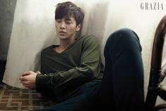2015.02, GRAZIA, 5urprise, Lee Tae Hwan