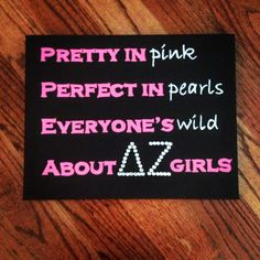 Delta Zeta canvas would be cute in pink and green! @Bethany Gray @Jordan Keefe @Julie Miller @Valerie Heruska @Jennifer Jutras