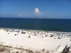 The View from Phoenix V in Orange Beach, AL
