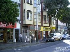 Lower Haight  sF when I lived at Pierce and Haight