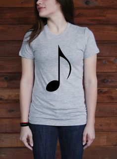 Eighth Note Favorite T-shirt