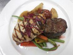 Main course selection at The Avenue Banquet, Catering, The Selection, Maine, Steak, Food, Catering Business, Gastronomia, Essen