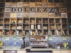 We Tour the New Factory and Tasting Room from DC Gelato Experts Dolcezza
