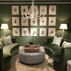 Color - Olive / Hunter Green