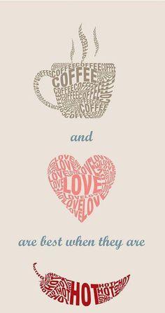 :) ...coffee