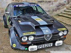 Alfa Romeo Gtv6, Alfa Romeo 155, Alfa Cars, Alfa Romeo Cars, My Dream Car, Dream Cars, Alfa Gtv, Rally Car, Courses