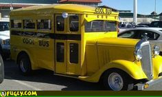 Its The Cool Bus