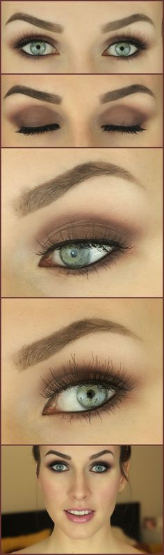 Plum Smokey Eye with the Naked3 Palette #naked3 #urbandecay #nakedpalette