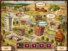 Detective Stories Hollywood is a free detective game for PC in which you have to find missing and hidden objects and solve puzzles. Free Puzzle Games, Mystery Games, Clash Of Clans, Detective, Cheese