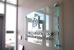 Office Signs, corporate signs, business reception signs & more.