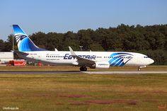 SU-GDD,  Bild vom 25.08.2016 in Frankfurt, FRA, CN 35566, Boeing 737-800, EgyptAir