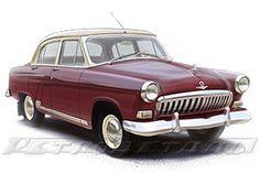 Limousine, Old Cars, Classic Cars, Retro, Vehicles, Automobile, Vintage Classic Cars, Car, Retro Illustration