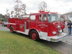 Seagrave Fire Truck - 1971