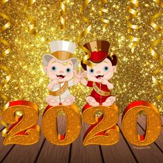 Click To Watch Happy New Years Eve, Happy New Year 2020, Share Pictures, Animated Gifs, Happy New Year Images, Merry Christmas, Christmas Ornaments, New Years Party, Orchids