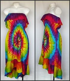 Retro Hippie Rainbow Fish Tail dress Dress 8 - 14 Au  http://www.ebay.com.au/itm/NWT-Retro-Hippie-Rainbow-Fish-Tail-dress-Dress-8-14-Au-/270993905665?pt=AU_Womens_Clothing_2=item3f187ed801